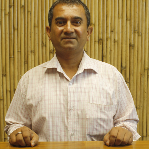Dr. Saurindra Goswami
